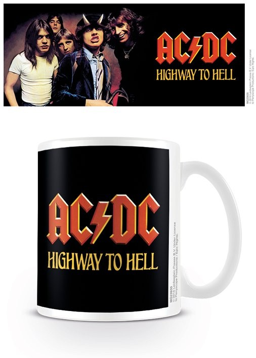 Hrnček AC/DC - Highway To Hell