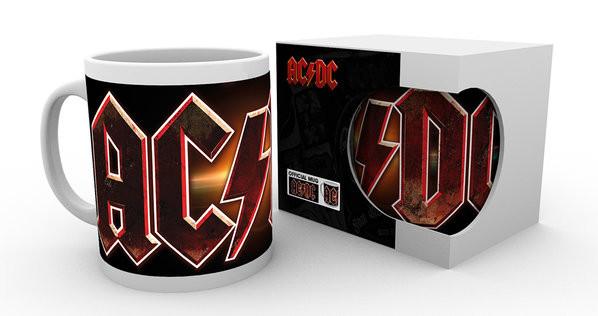 Hrnček  AC/DC - Logo