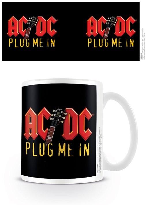 Hrnček AC/DC - Plug Me In