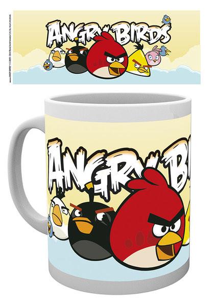 Hrnček Angry Birds - Formation
