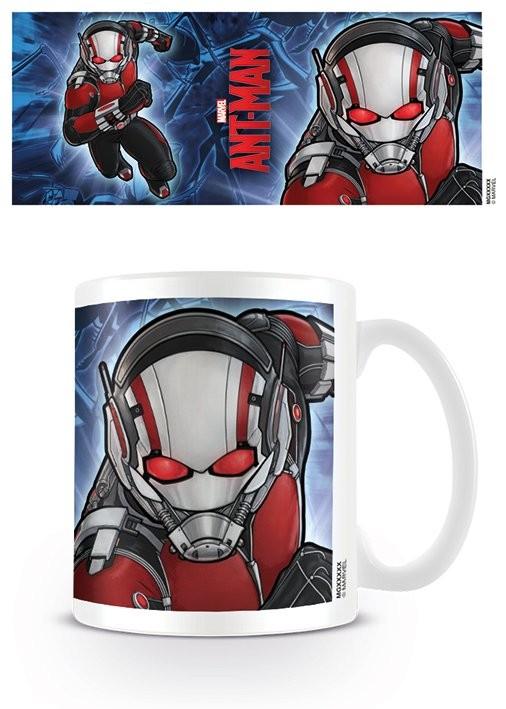 Hrnček Ant-man - Run
