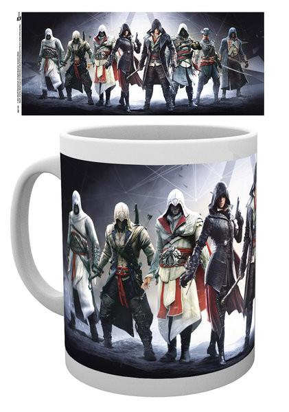 Hrnček Assassin's Creed - Assassins