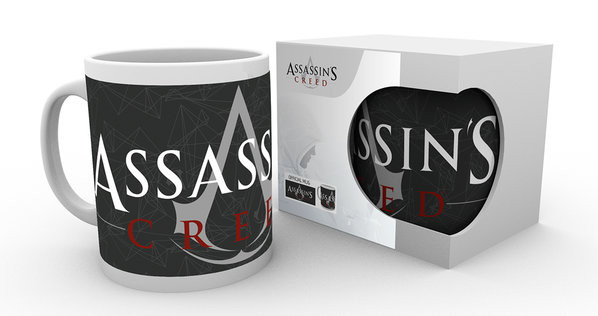 Hrnček Assassin's Creed - Logo