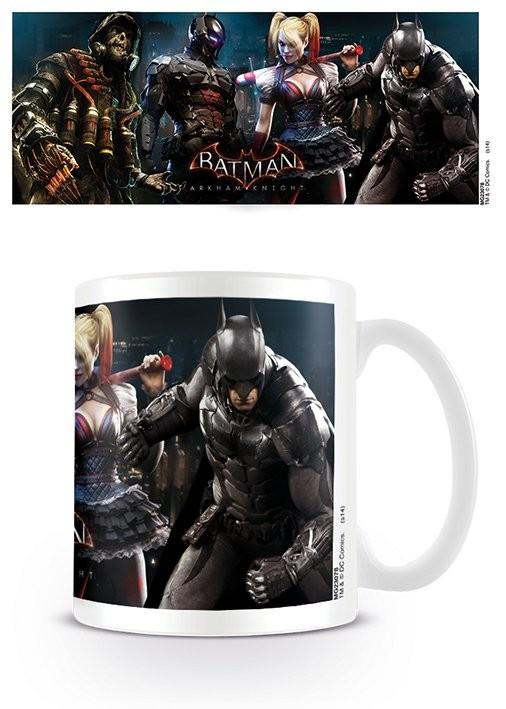 Hrnček Batman Arkham Knight - Characters