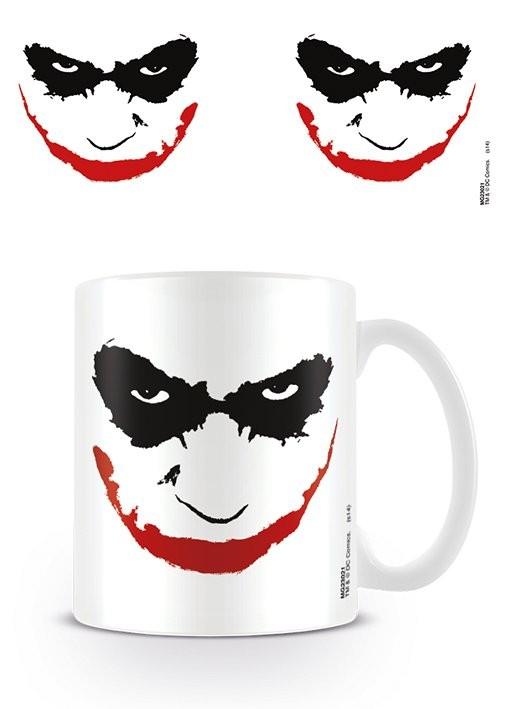 Hrnček Batman: Temný rytier - Joker Face