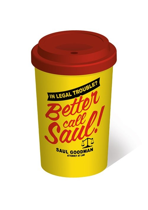 Hrnček Better Call Saul Travel Mug