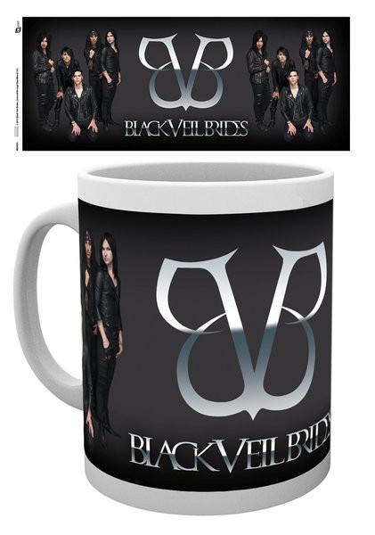 Hrnček Black Veil Brides - Band