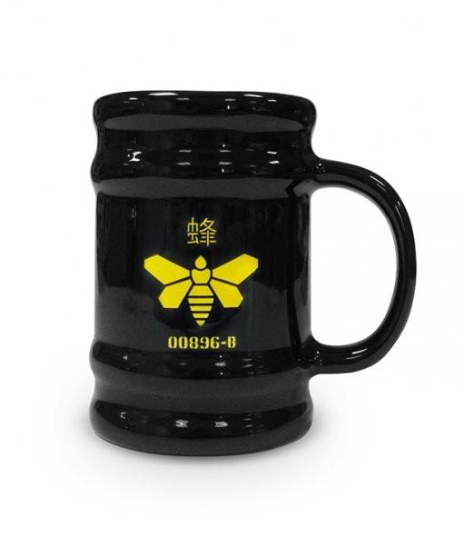 Hrnček Breaking Bad (Pern√≠kov√Ĺ tatko) - Golden Moth Barrel Mug