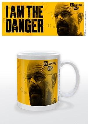 Hrnček Breaking Bad (Perníkový tatko) - I Am The Danger