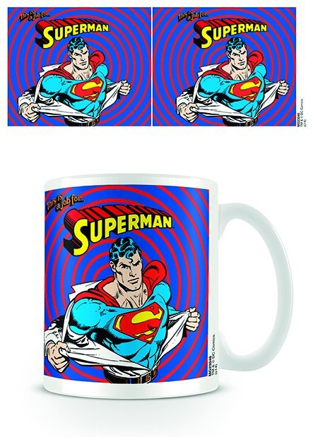 Hrnček DC Originals - Superman
