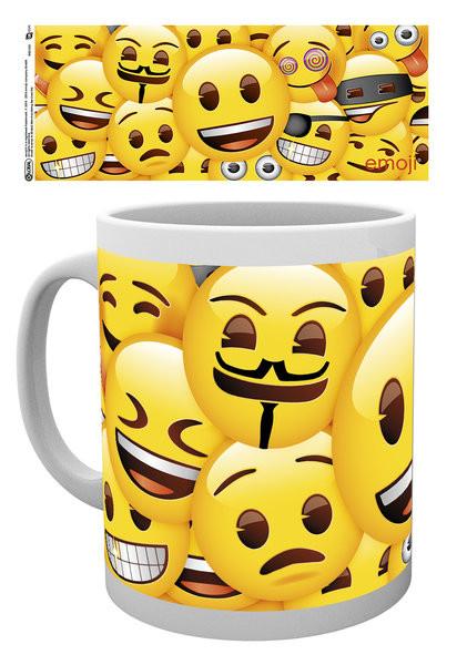 Hrnček Emoji - Icons