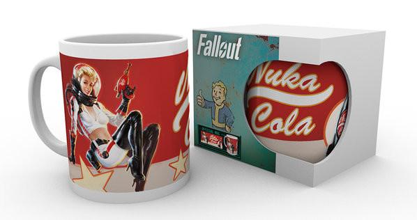 Hrnček  Fallout - Nuka cola