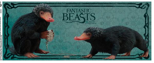 Hrnček  Fantastické zvery a ich výskyt - Niffler Character