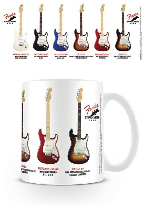 Hrnček Fender - Stratocaster