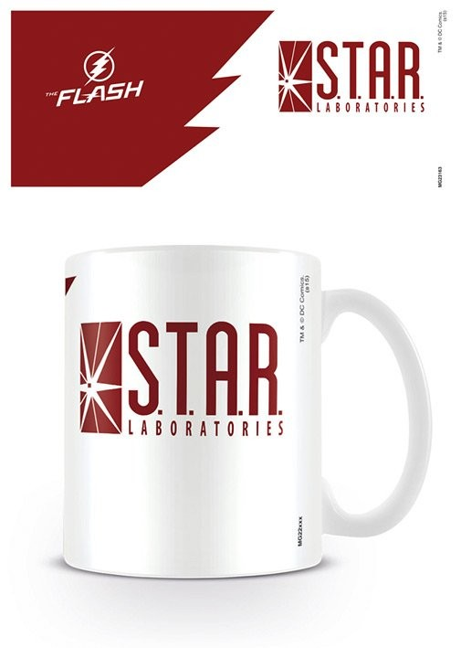 Hrnček Flash - STAR Labs