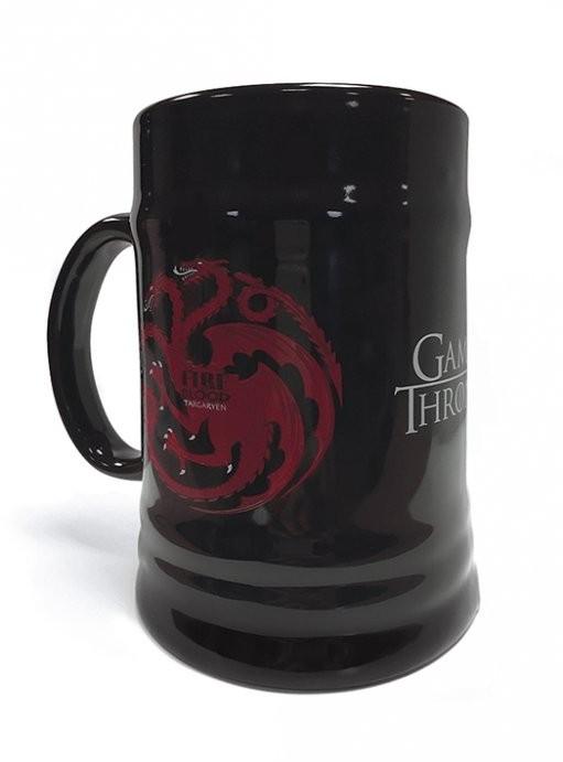 Hrnček  Game of Thrones - House Targaryen