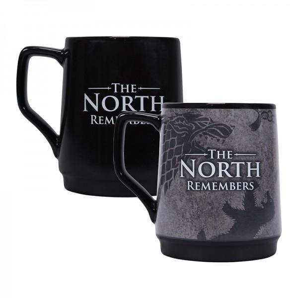 Hrnček  Game of Thrones - North Remember