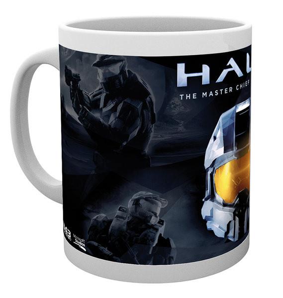 Hrnček  Halo - Master Chief Collection