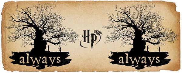 Hrnček Harry Potter - Always