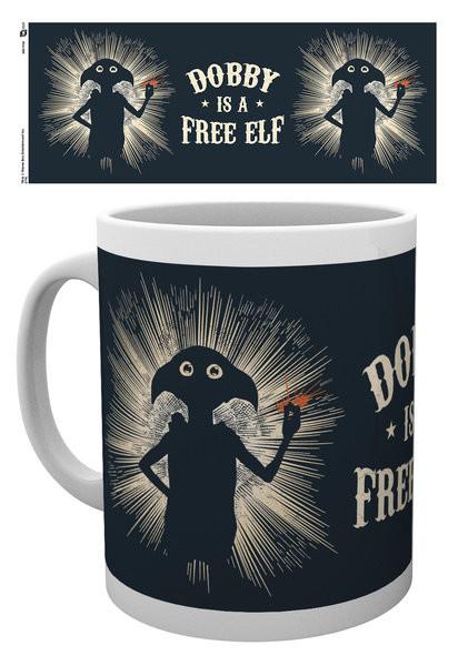 Hrnček Harry Potter - Free Elf
