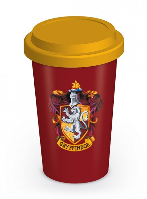 Hrnček Harry Potter - Gryffindor Travel Mug