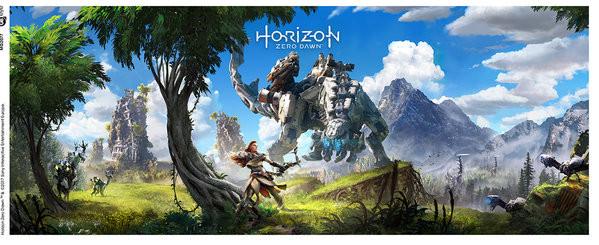 Hrnček Horizon Zero Dawn - Key Art
