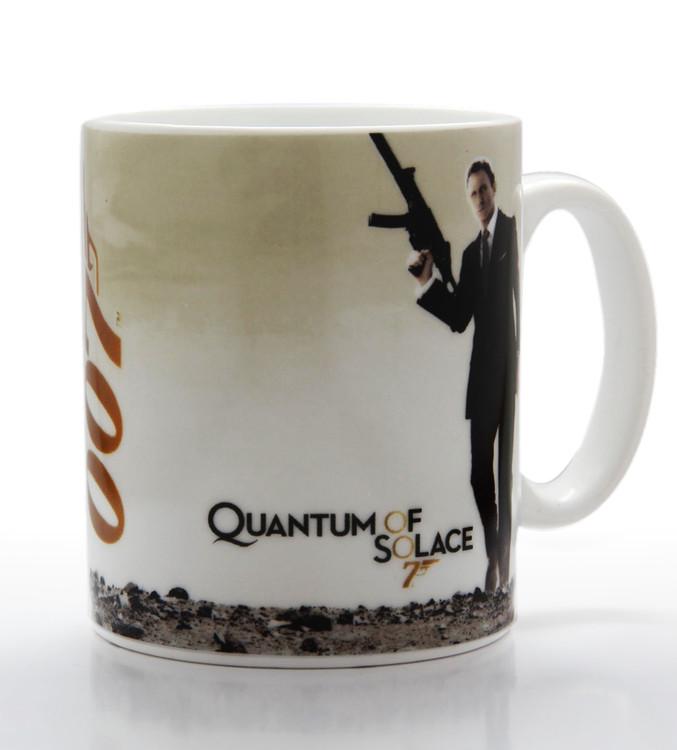 Hrnček  James Bond - quantum of solace
