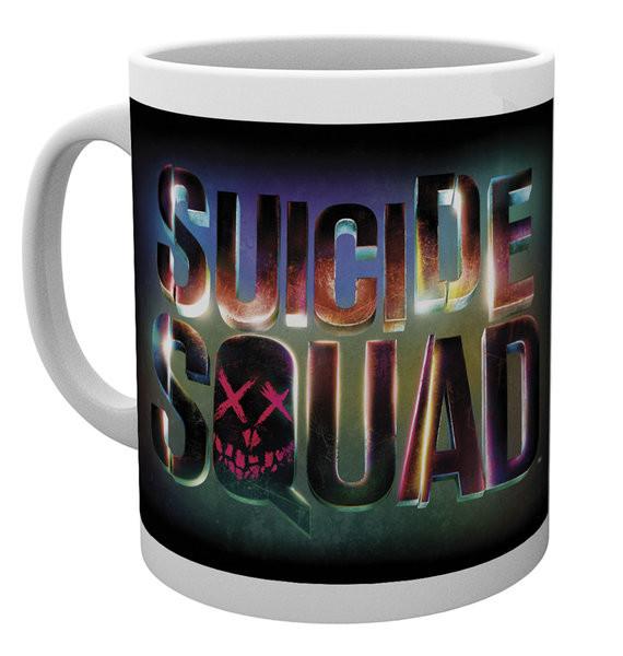 Hrnček  Jednotka samovrahov - Logo
