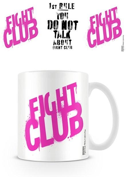 Hrnček Klub bitkárov - Spray