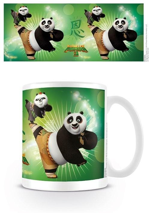 Hrnček Kung Fu Panda 3 - Kick