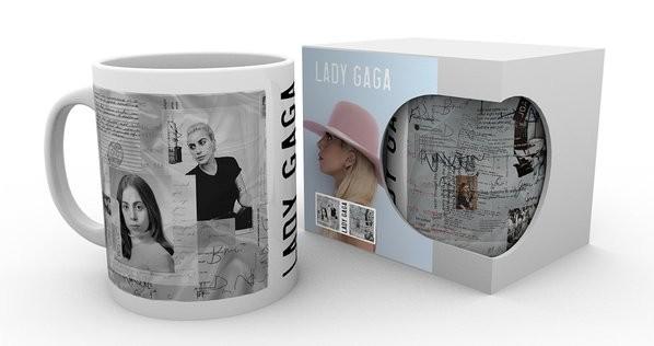 Hrnček Lady Gaga - Notes