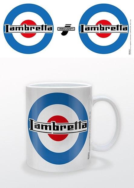 Hrnček Lambretta - Target