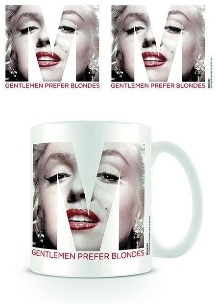 Hrnček Marilyn Monroe - Face