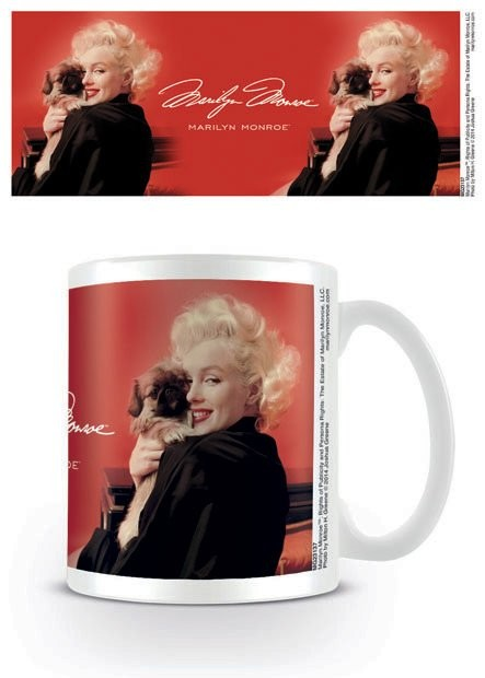 Hrnček Marilyn Monroe - Love