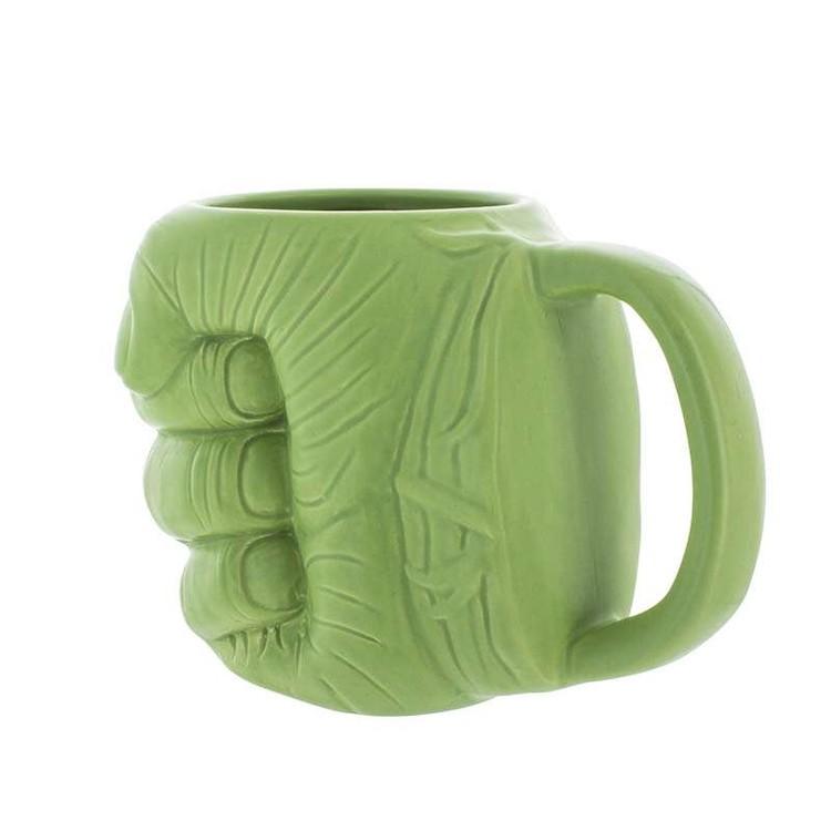 Hrnček Marvel - Hulk Arm