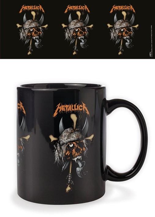Hrnček Metallica - Pirate