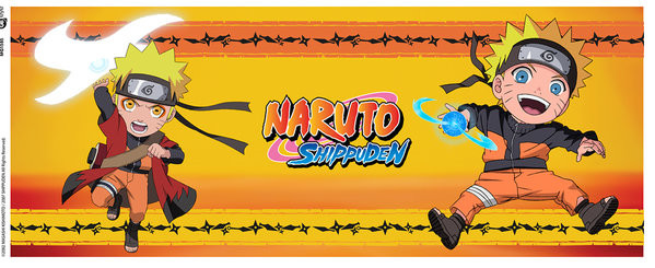 Hrnček  NARUTO SHIPPUDEN - Jump