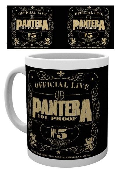 Hrnček  Pantera - 100 Proof (Bravado)