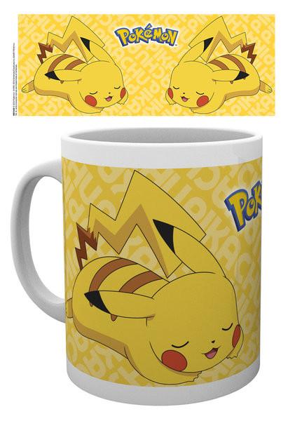 Hrnček Pokémon - Pikachu Rest