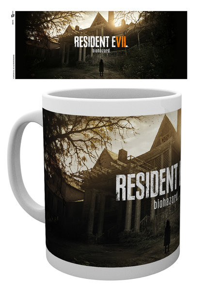 Hrnček Resident Evil - Re 7 Key Art
