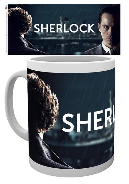 Hrnček Sherlock - Enemies