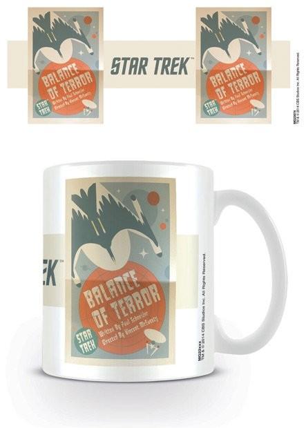 Hrnček Star Trek - Balance Of Terror - Ortiz