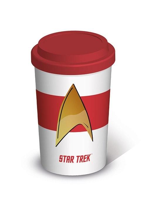 Hrnček Star Trek - Insignia Travel Mug