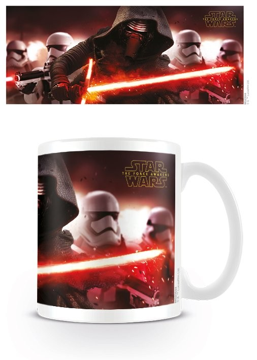 Hrnček Star Wars : Epizóda VII - Kylo Ren Stormtrooper