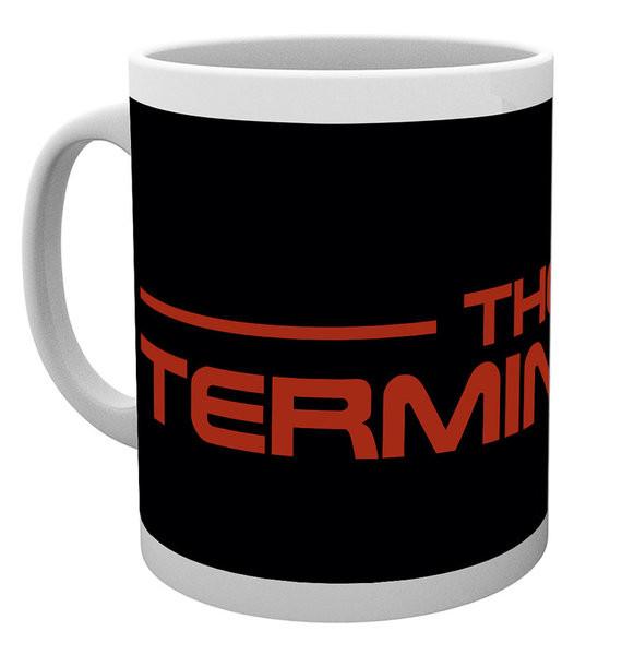 Hrnček Terminator - Logo