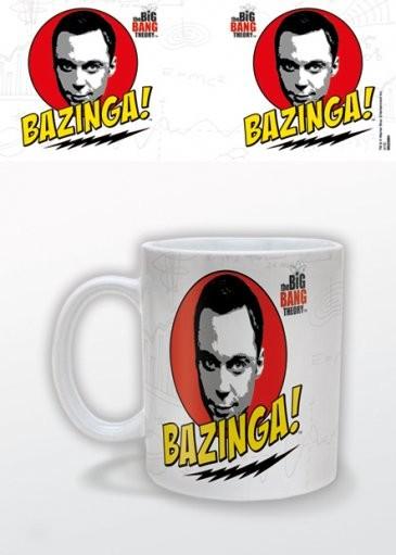 Hrnček The Big Bang Theory - Bazinga