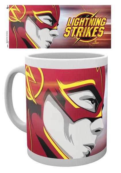 Hrnček  The Flash - Lightning Strikes 2