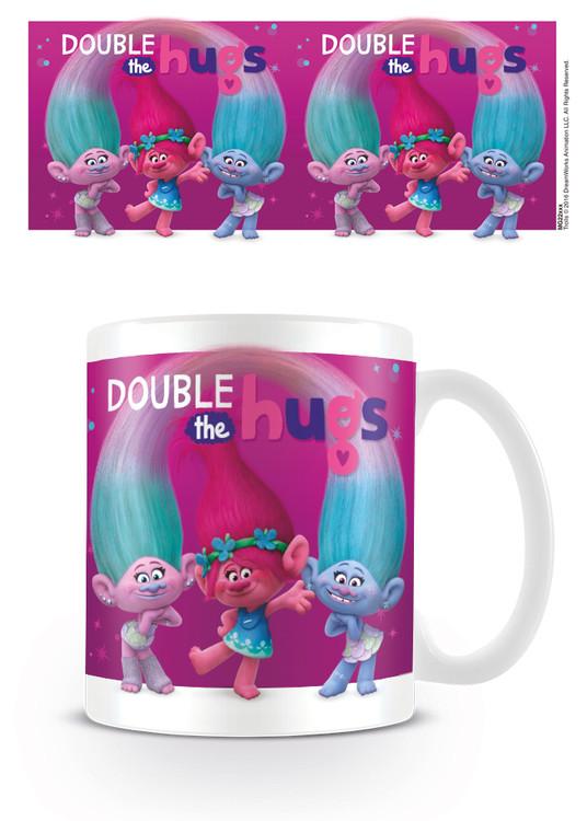 ef92fac8a Hrnček Trollovia - Double The Hugs   Posters.sk