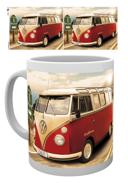 Hrnček VW Camper - Route One