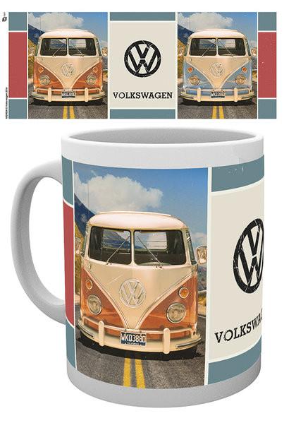 Hrnček  VW Volkswagen Beetle - Grid